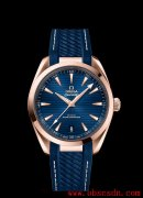 高仿欧米茄Seamaster Aqua Terra 150米腕表 Omega Co-Axial Master Chron